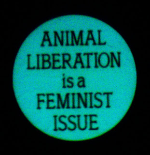 animal liberation is a feminist issue